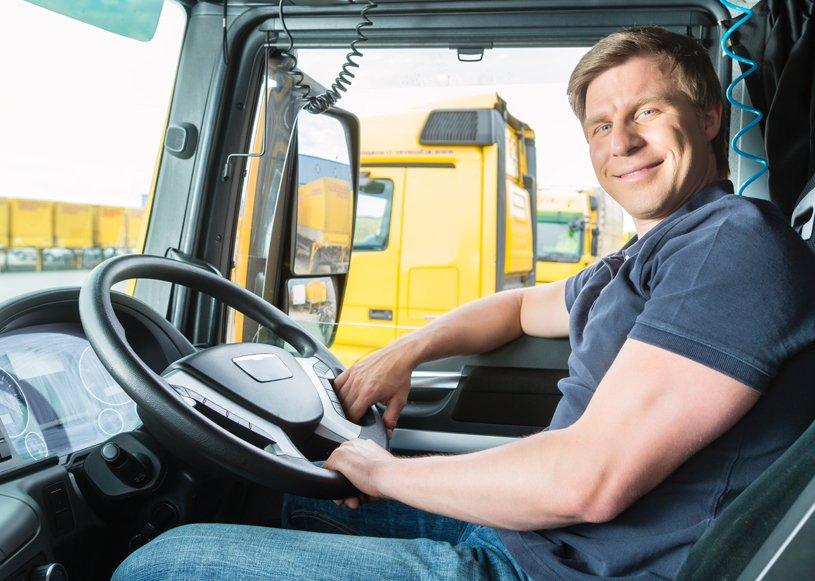 Berufskraftfahrer gesucht