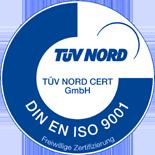 Logo Tuev Nord